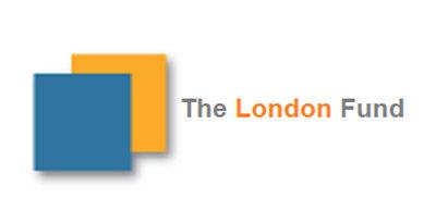 The London Fund Logo sponsor