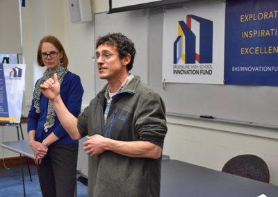 BHS Master Class Presentation April 30, 2019 - ©️Jude Kinne 2019