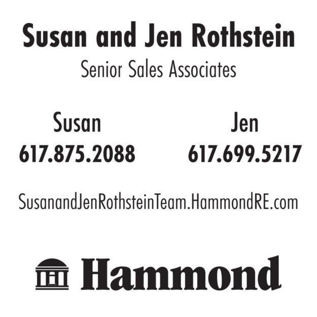 Susan & Jen Rothstein at Hammond RE