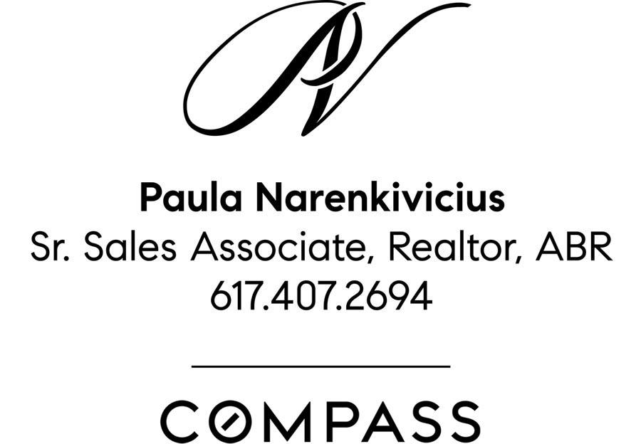 Paula Narenkivicius at Compass, Gala-Rama Sponsor