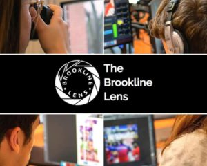 Brookline Lens Collage