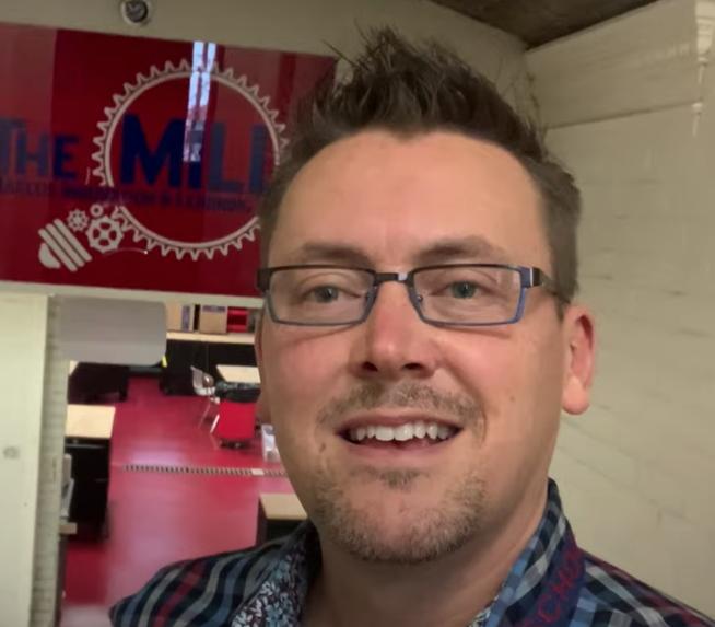 Engineering Update – An Interview with Teacher Aubrey Love